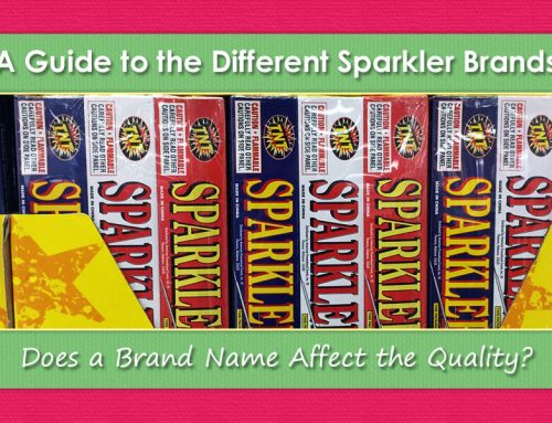 Sparkler Brands: Does a Brand Name Affect the Quality?