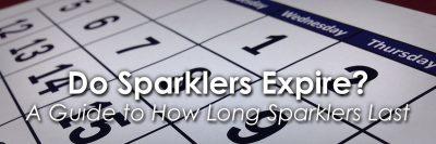Do Sparklers Expire image