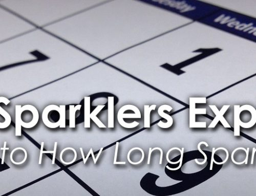 Do Sparklers Expire? – A Guide to How Long Sparklers Last