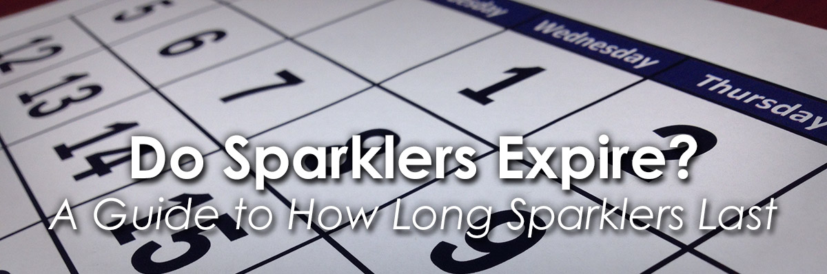 Do Sparklers Expire image