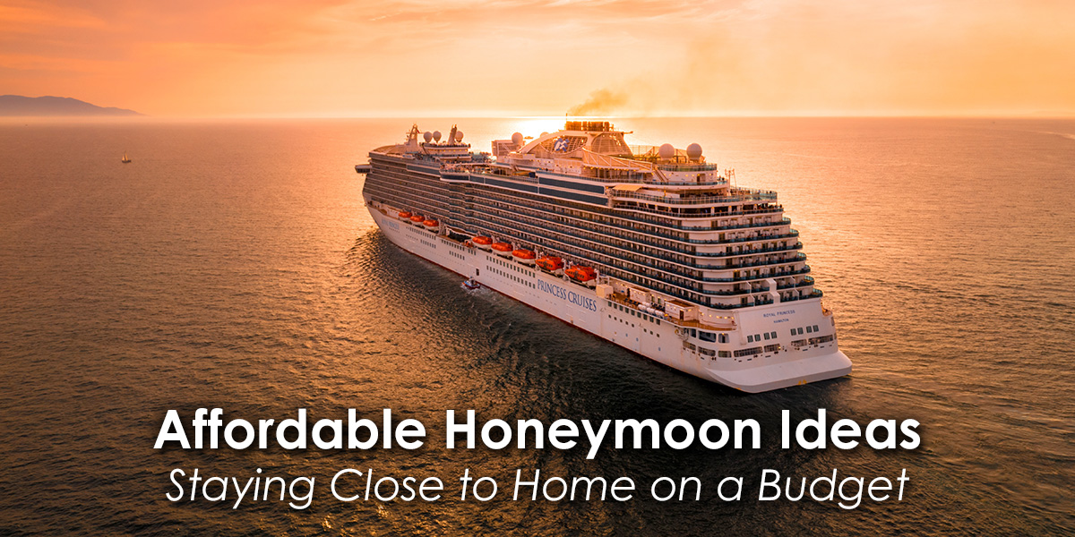 Image of How Short Cruises make forAffordable Honeymoons