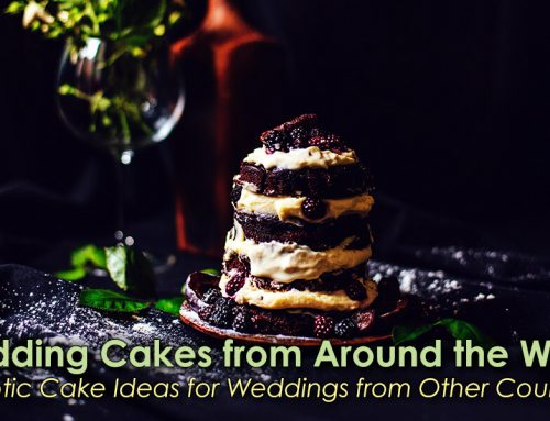 5 Wedding Cakes from Around the World