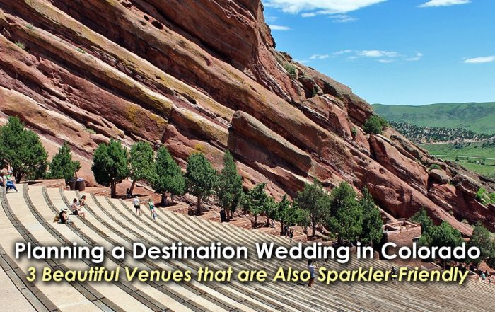 Image of Planning a Destination Wedding in Colorado at Red Rocks