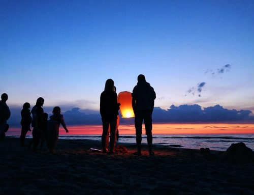 Switching from Sparklers to Sky Lanterns: A Thousand Words #4