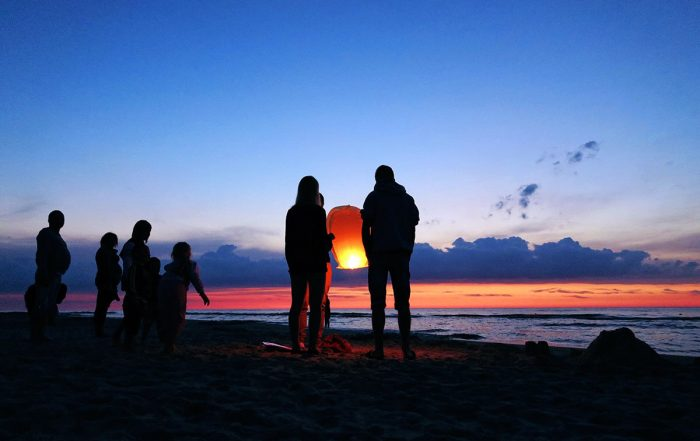 Switching from Sparklers to Sky Lanterns image