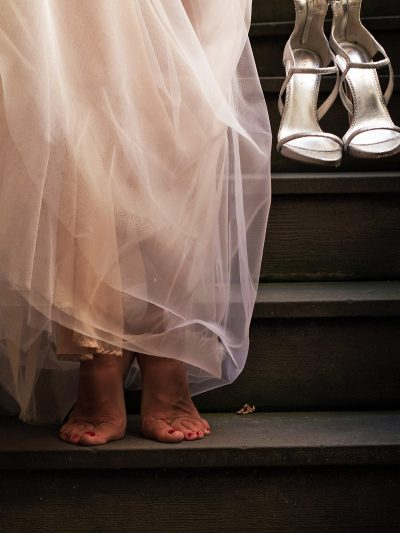 Image Summing Up the Importance of Choosing Comfortable Wedding Shoes