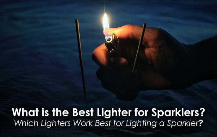 What is the Best Lighter for Sparklers image
