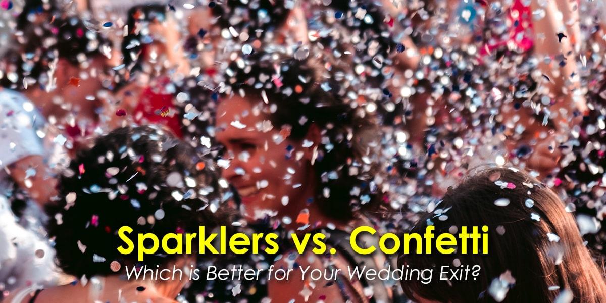 Sparklers vs. Confetti image