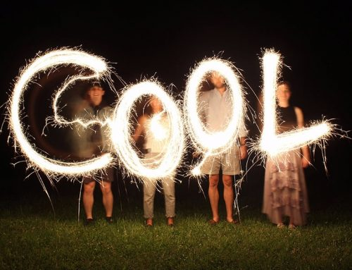 Writing With Sparklers: A Thousand Words #5