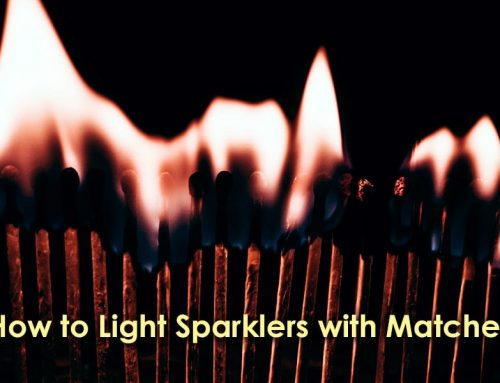 How to Light Sparklers with Matches: Are They a Good Choice?