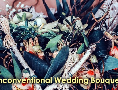 Unconventional Wedding Bouquets