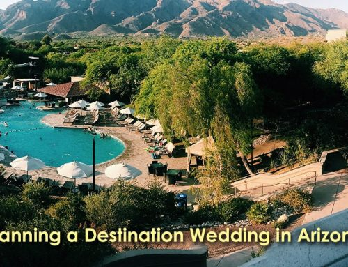 Planning a Destination Wedding in Arizona