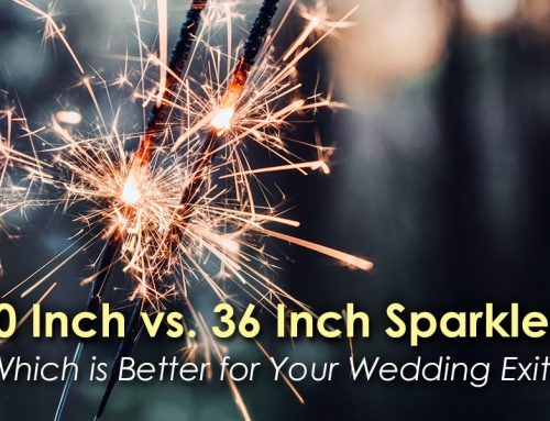 20 Inch vs 36 Inch Sparklers – Which Is Better?