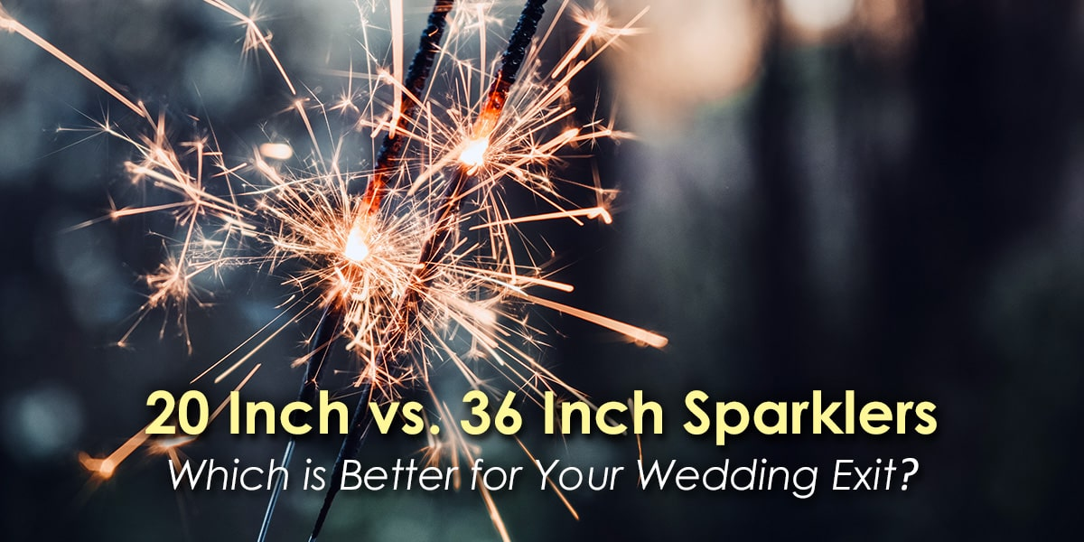 Image of 20 Inch vs 36 Inch Sparklers