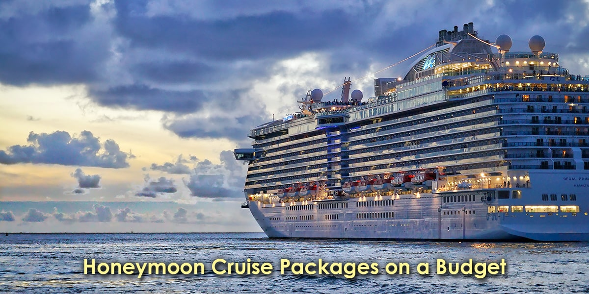 Honeymoon Cruise Packages on a Budget image