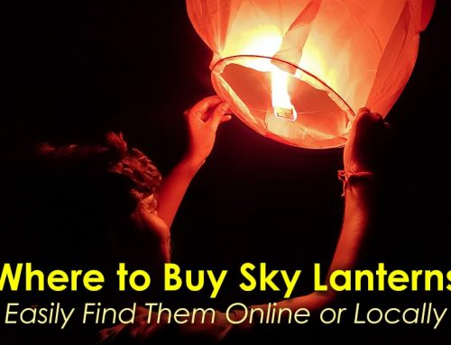Where to Buy Sky Lanterns
