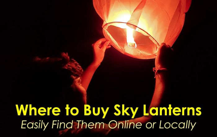 Image of Where to Buy Sky Lanterns