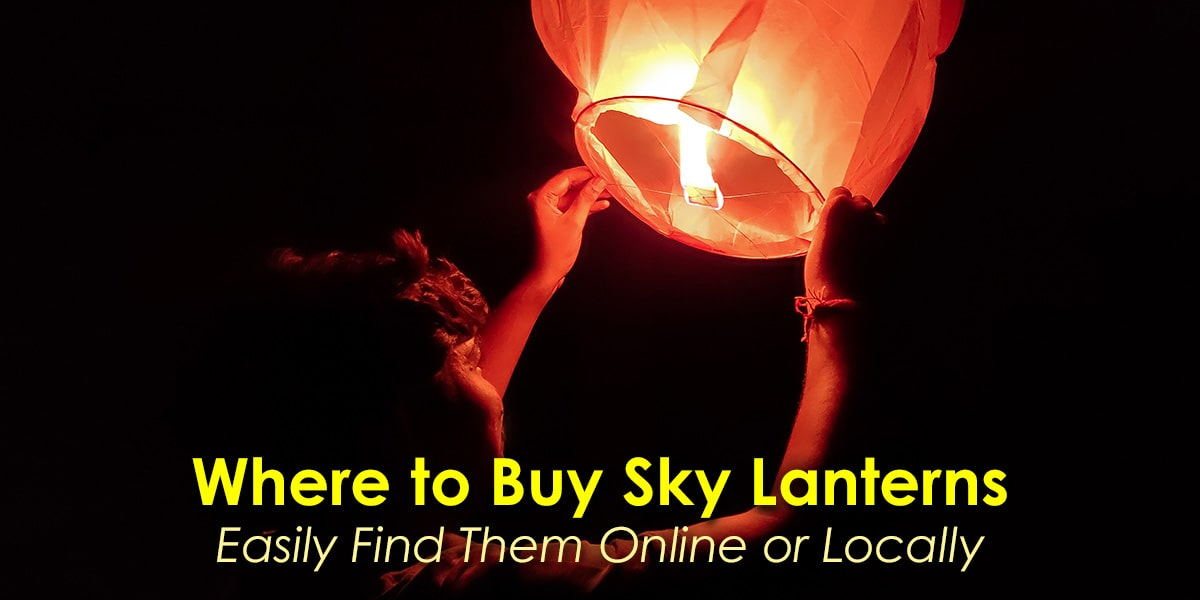 Image of Where to Buy Sky Lanterns