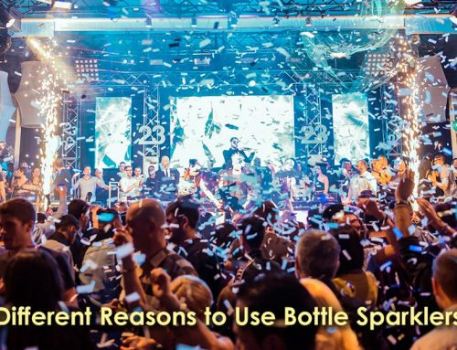 Different Reasons to Use Bottle Sparklers