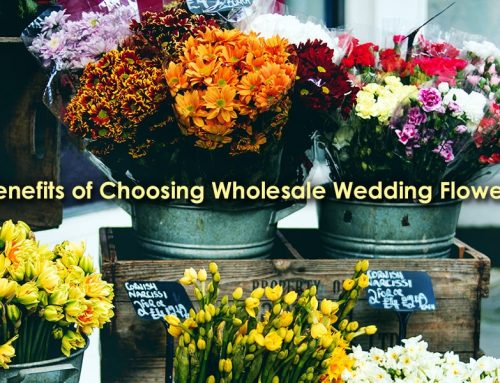 Benefits of Choosing Wholesale Wedding Flowers