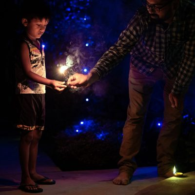 Image of the Best Size Diwali Sparklers for Children