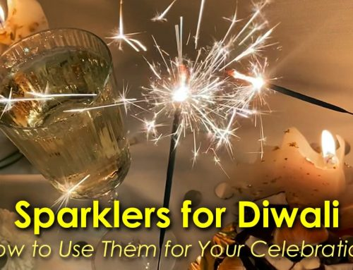 How to Use Sparklers for Diwali Celebrations