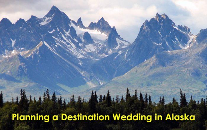Image of Planning a Destination Wedding in Alaska
