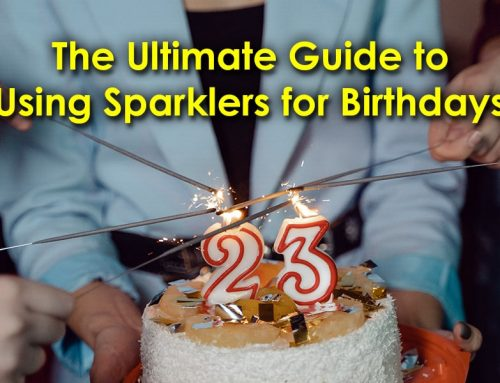 Ultimate Guide to Using Sparklers for Birthdays