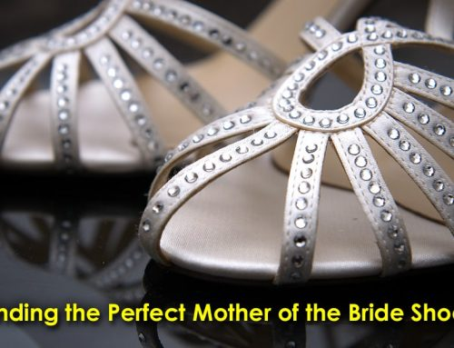 Finding the Perfect Mother of the Bride Shoes