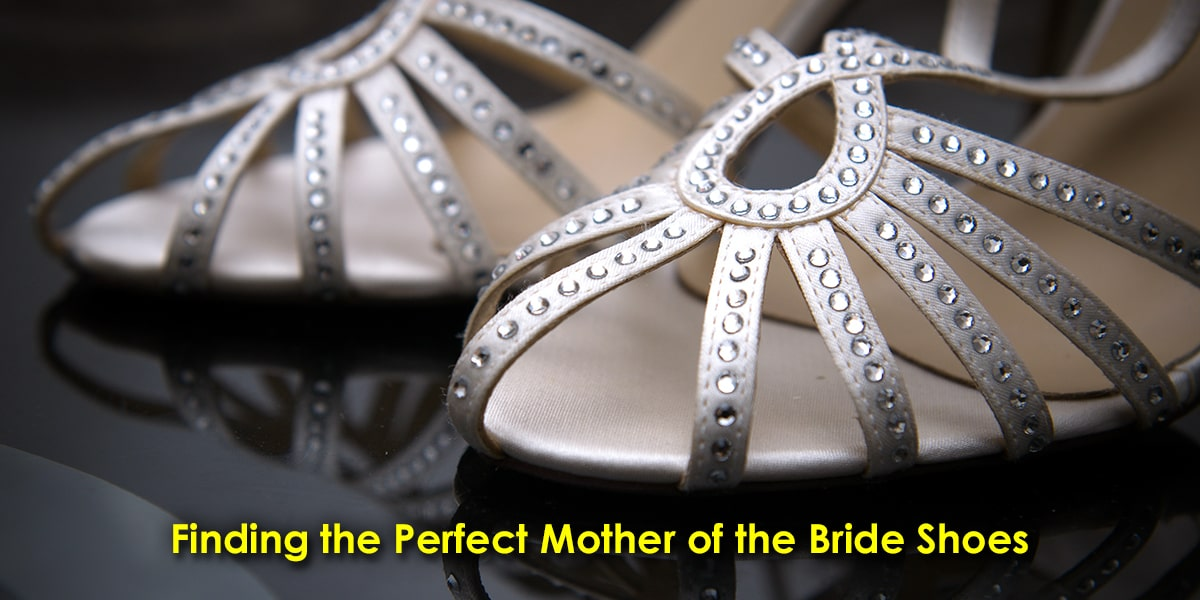 Image of Finding the Perfect Mother of the Bride Shoes