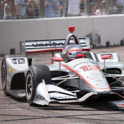 Image of a Formula 1 Car at the Indianapolis 500