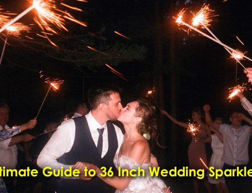 Ultimate Guide to 36 Inch Wedding Sparklers