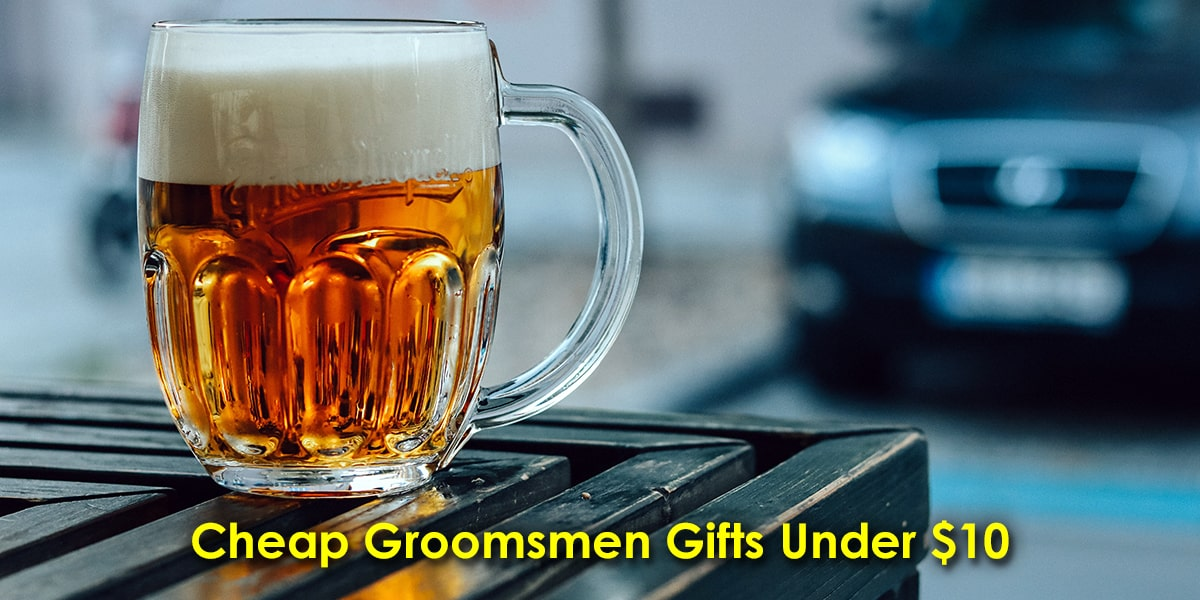 Image of Cheap Groomsmen Gifts Under $10