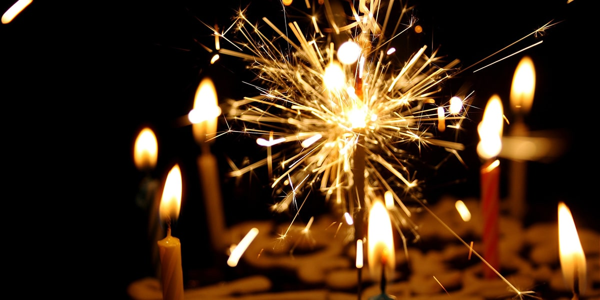 Inspiration for Using Sparklers at Events image