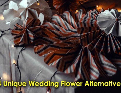 Wedding Flower Alternatives to Help You Save Money