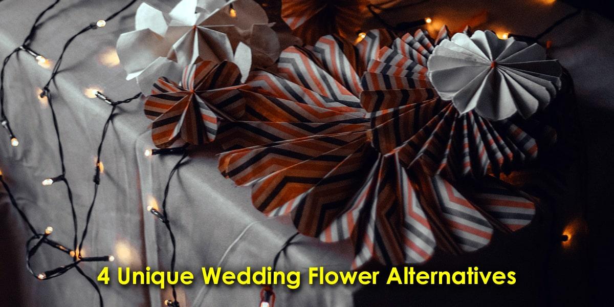 Image of Wedding Flower Alternatives