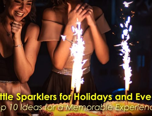 Top 10 Ways to Use Bottle Sparklers for Holidays and Events
