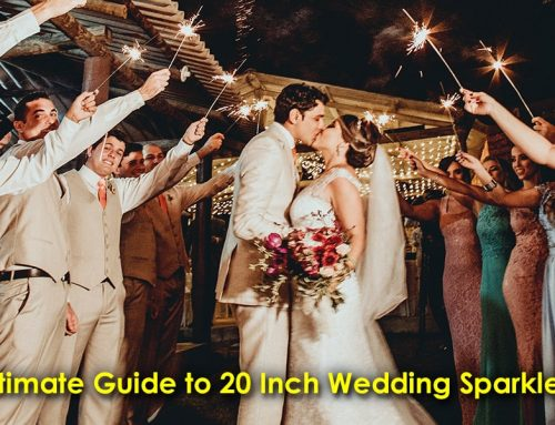 Ultimate Guide to 20 Inch Wedding Sparklers