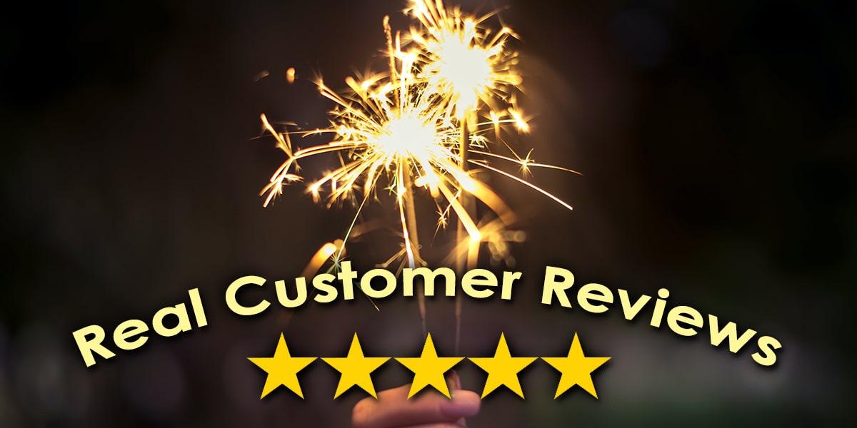 Image of Customer Reviews and Testimonials