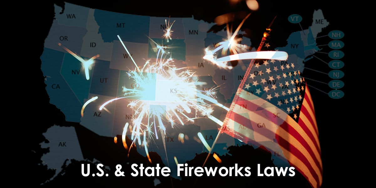 State Fireworks Laws image