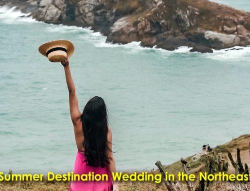 Summer Destination Wedding in the Northeast
